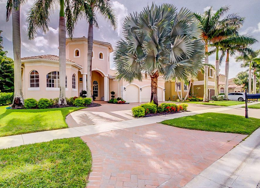 Home for sale in San Messina Lake Worth Florida