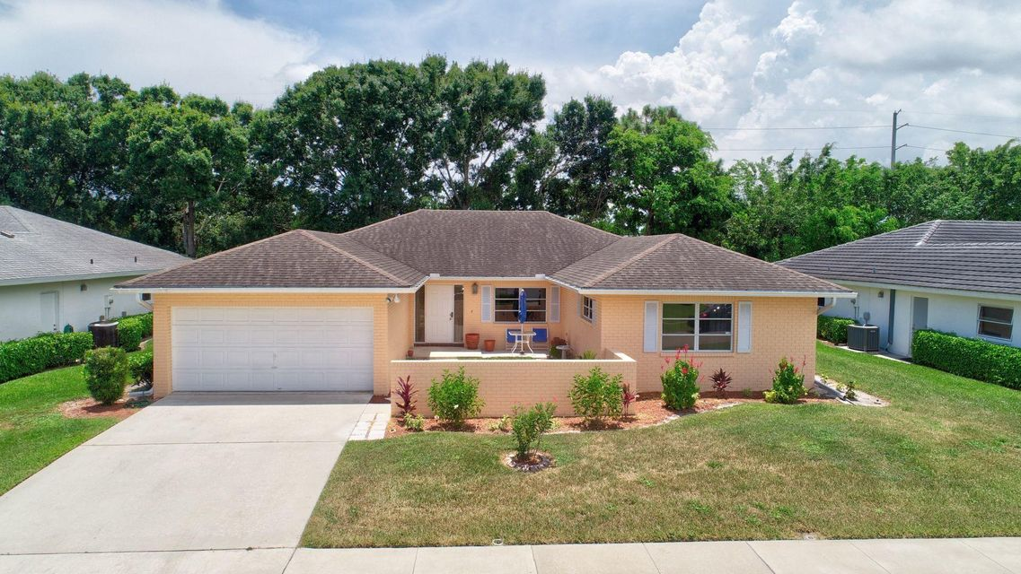 Home for sale in P T V Boynton Beach Florida