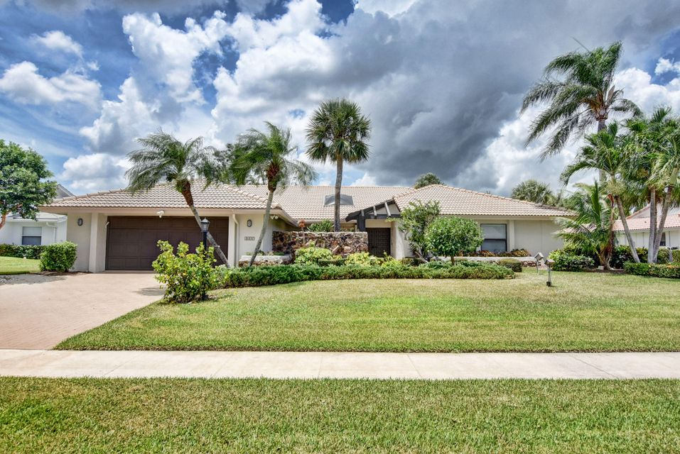 4657 Tree Fern Drive  Delray Beach, FL 33445