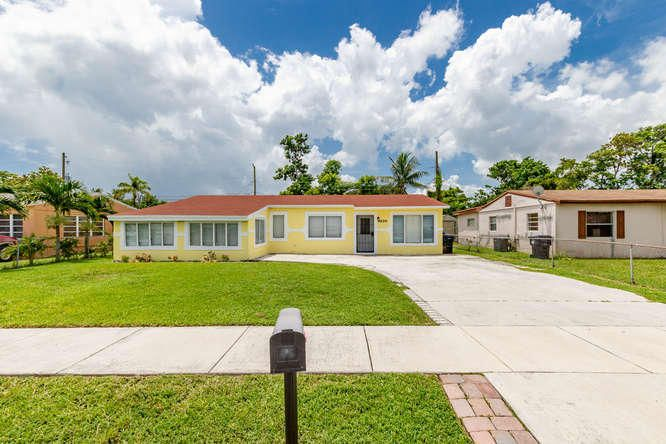 Home for sale in Broadview Country Club Estates North Lauderdale Florida