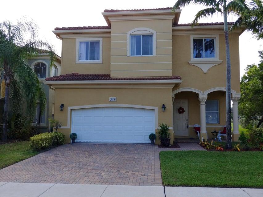 673 Gazetta Way  West Palm Beach FL 33413