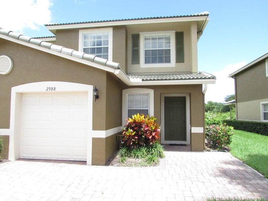 2988 SE Lexington Lakes Drive - Stuart, Florida