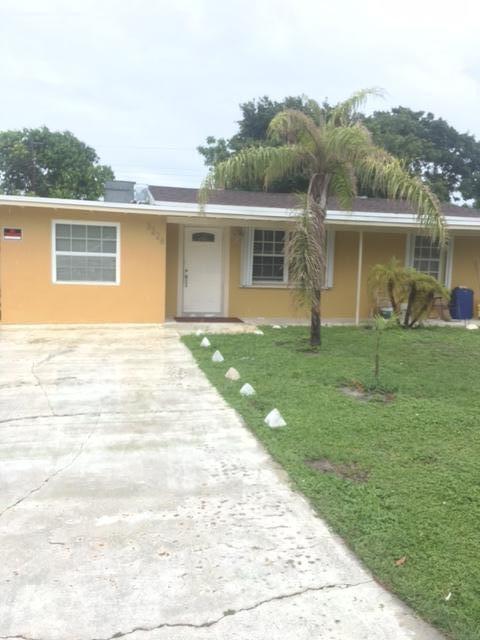 3226 Scanlan Avenue  Lake Worth, FL 33461