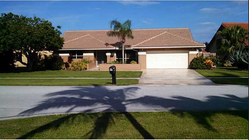 9669 El Clair Ranch Road  Boynton Beach FL 33437