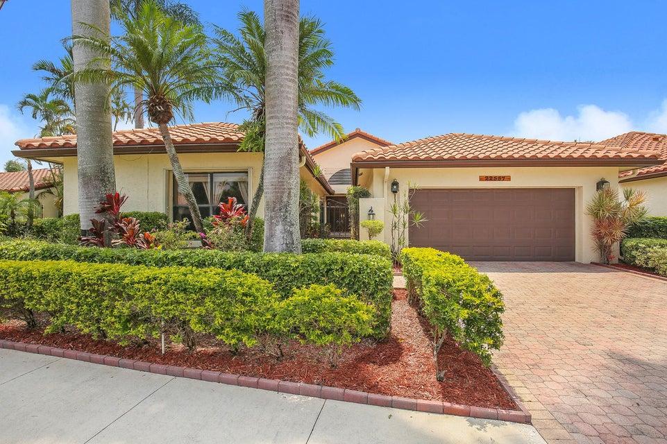 Home for sale in Boca Pointe Boca Raton Florida