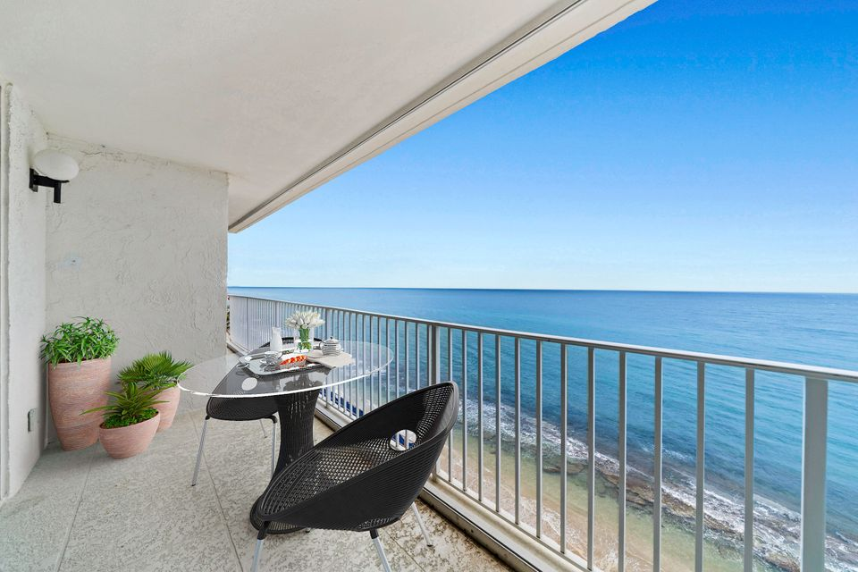 Home for sale in Horizon East South Palm Beach Florida