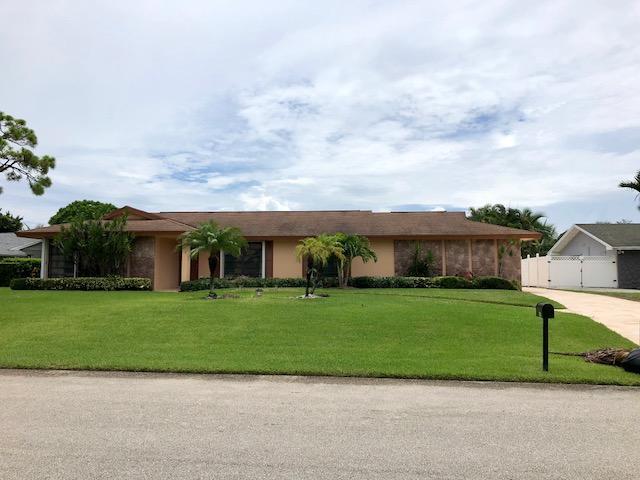 Home for sale in Garden Isles Palm Beach Gardens Florida