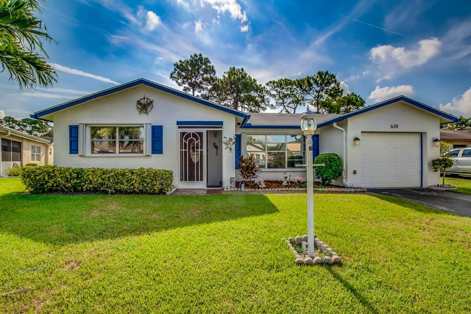 Home for sale in LUCERNE HOMES EAST 2 Greenacres Florida