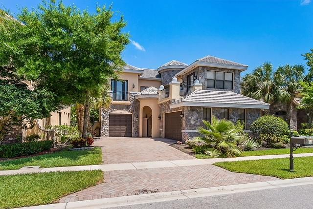 Home for sale in Artiste Versailles Wellington Florida