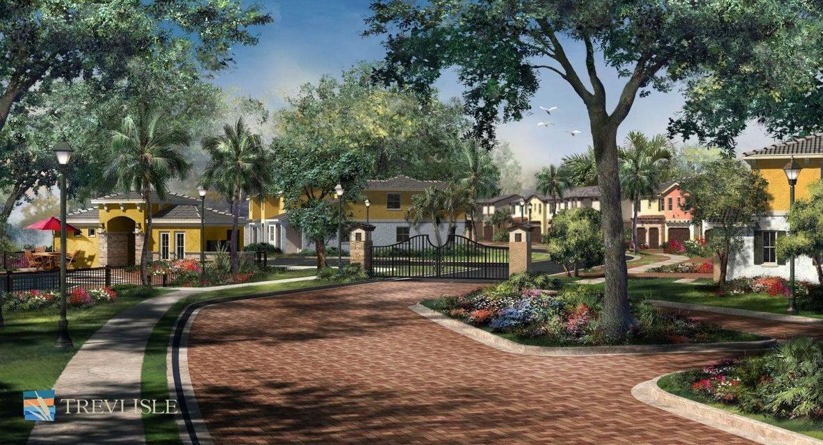 12853 Trevi Isle Drive 17  Palm Beach Gardens FL 33418