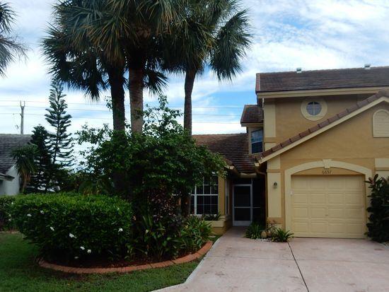 6657 Marissa Circle Lake Worth, FL 33467