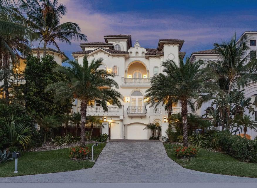 3573 S Ocean Boulevard , Highland Beach FL 33487 is listed for sale as MLS Listing RX-10463926 photo #3