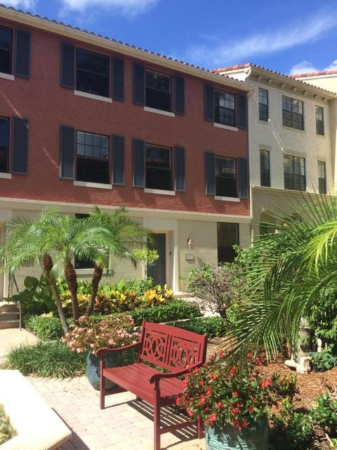 Home for sale in Cityplace Townhomes West Palm Beach Florida
