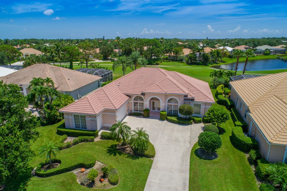 Home for sale in Monarch Country Club Palm City Florida