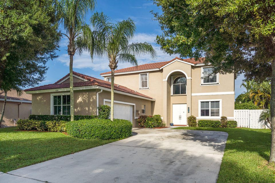 Home for sale in Winston Trails - Las Colinas Lake Worth Florida