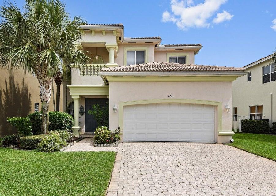 1004 Grove Park Circle  Boynton Beach FL 33436