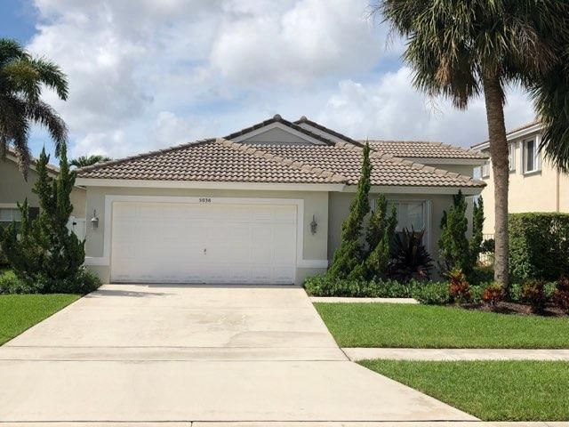 Home for sale in WINSTON TRAILS PAR 16 Lake Worth Florida