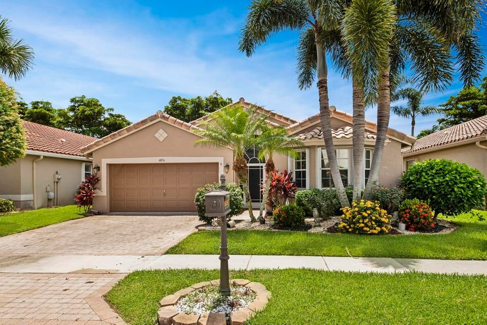 6856 Lismore Avenue Boynton Beach, FL 33437