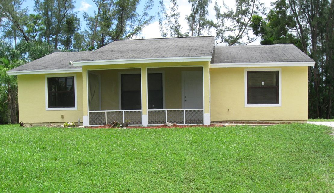 Home for sale in LOXAHATCHEE West Palm Beach Florida