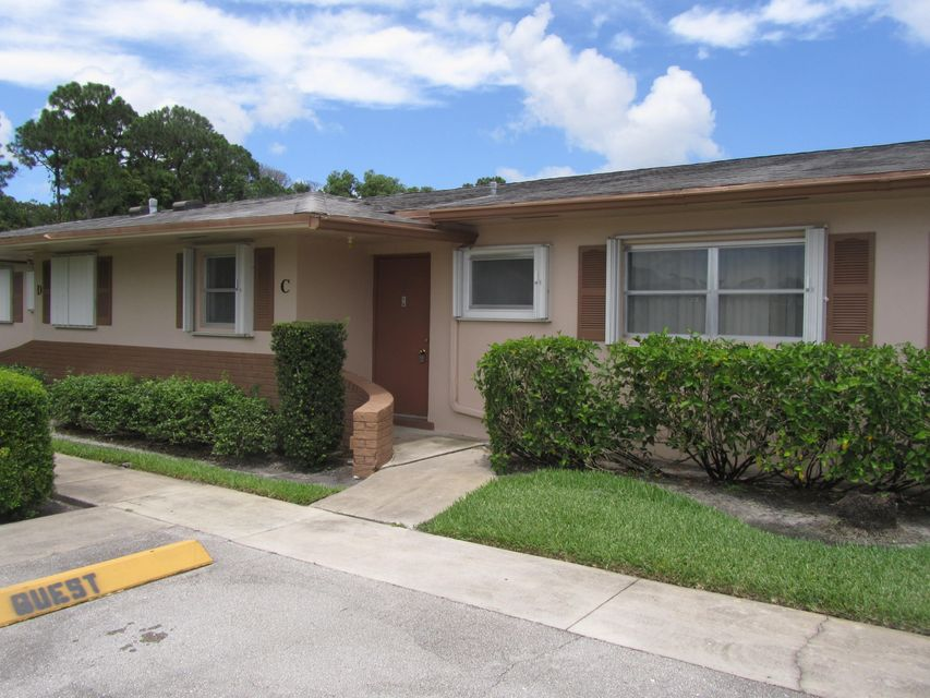 Home for sale in CRESTHAVEN VILLAS CONDO 26 West Palm Beach Florida