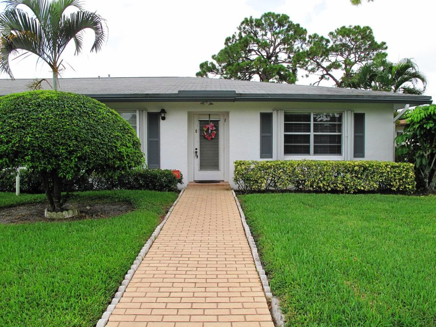 Home for sale in Bridgeview Delray Beach Florida