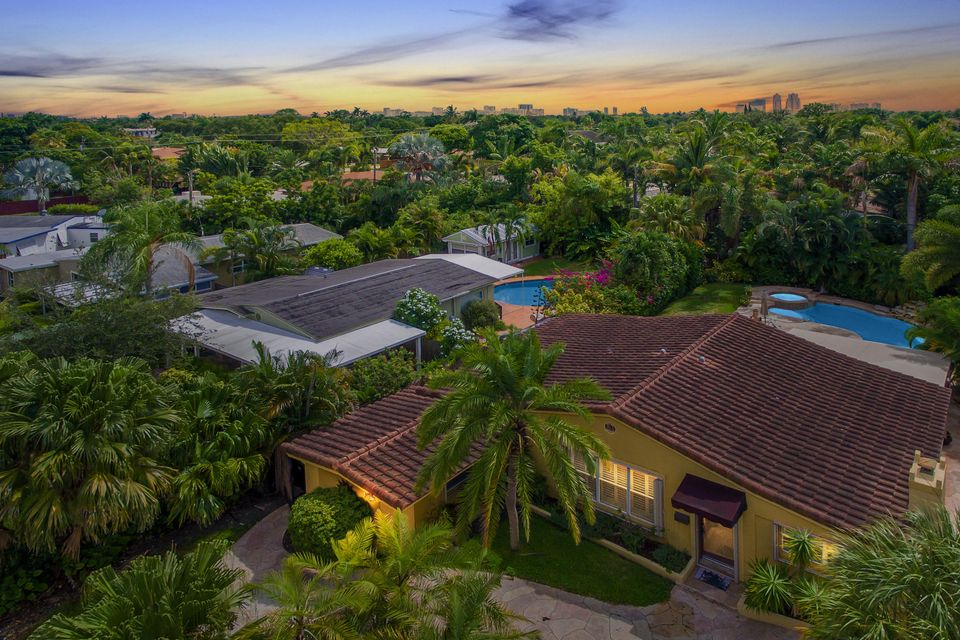 Home for sale in Poinsettia Heights Fort Lauderdale Florida