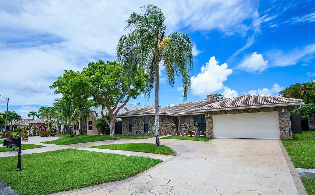 Home for sale in Cimarron at Logger\'s Run Boca Raton Florida