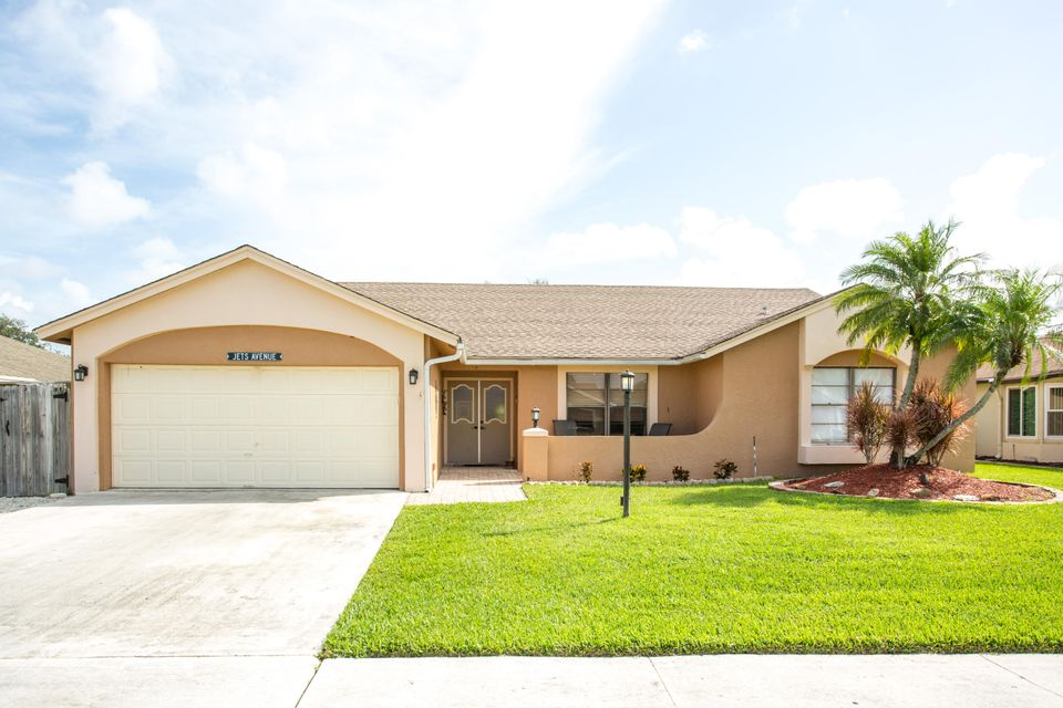 8467 White Egret Way Lake Worth, FL 33467