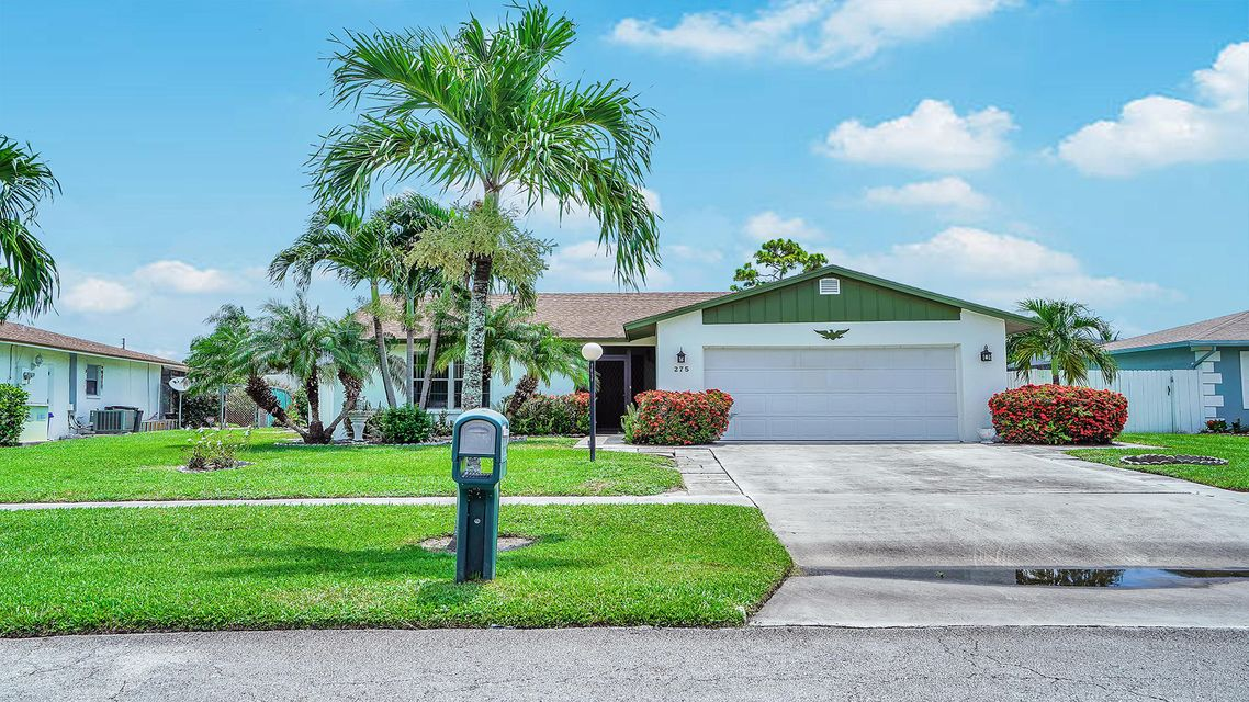275 Foresta Terrace  West Palm Beach, FL 33415
