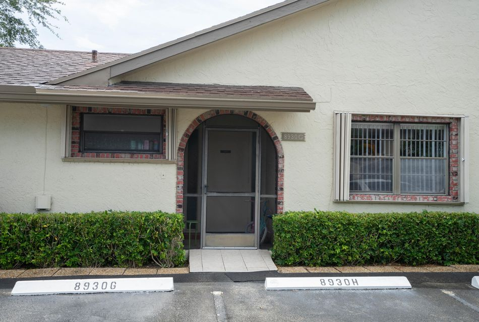 8930 SW 19th Street G  Boca Raton FL 33433