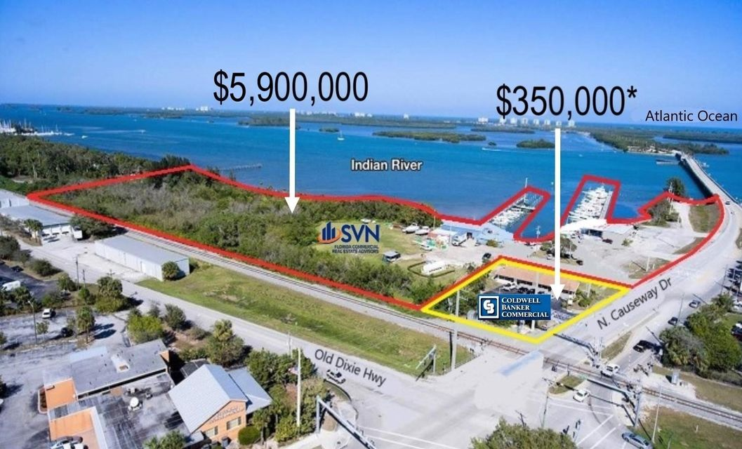 24-26 N Causeway  , Fort Pierce FL 34946 is listed for sale as MLS Listing RX-10452991 photo #1