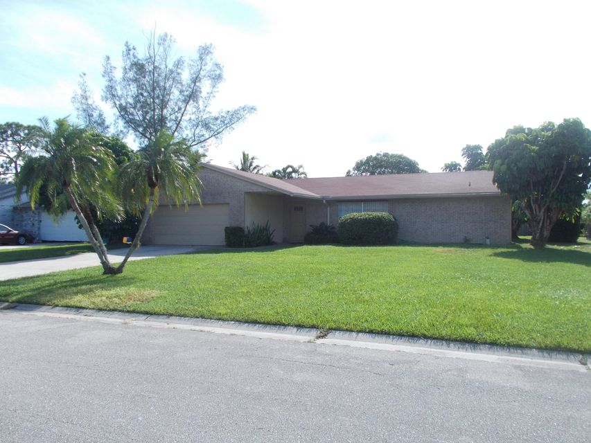 Home for sale in THE WILLOWS Royal Palm Beach Florida
