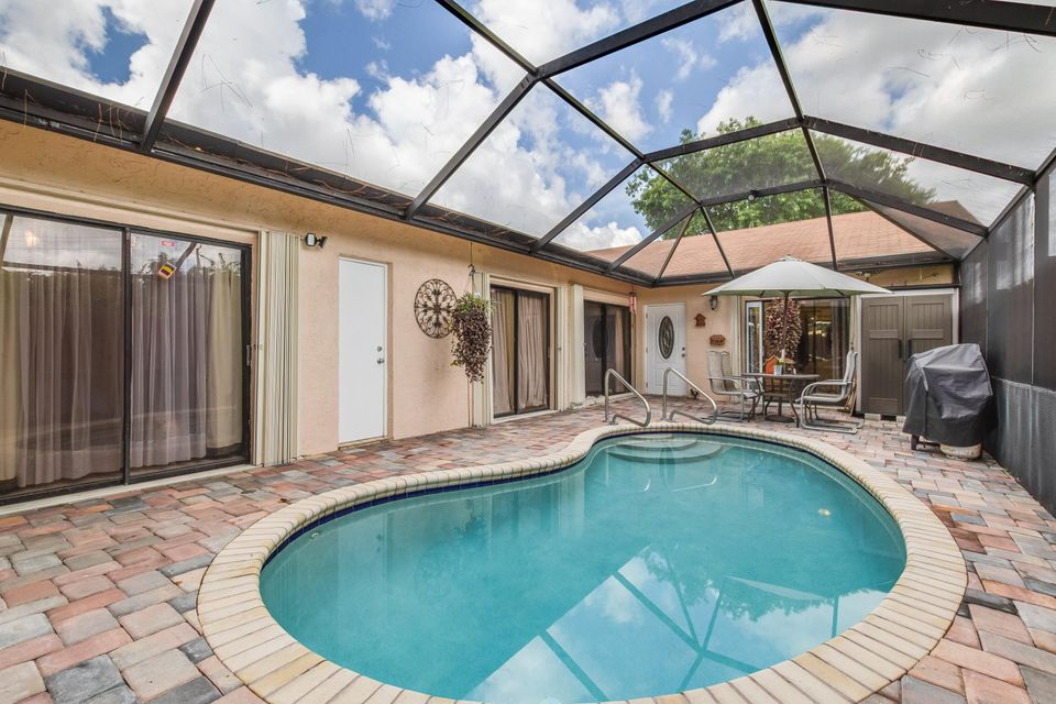 Home for sale in SUMMIT PINES UNIT 1 West Palm Beach Florida