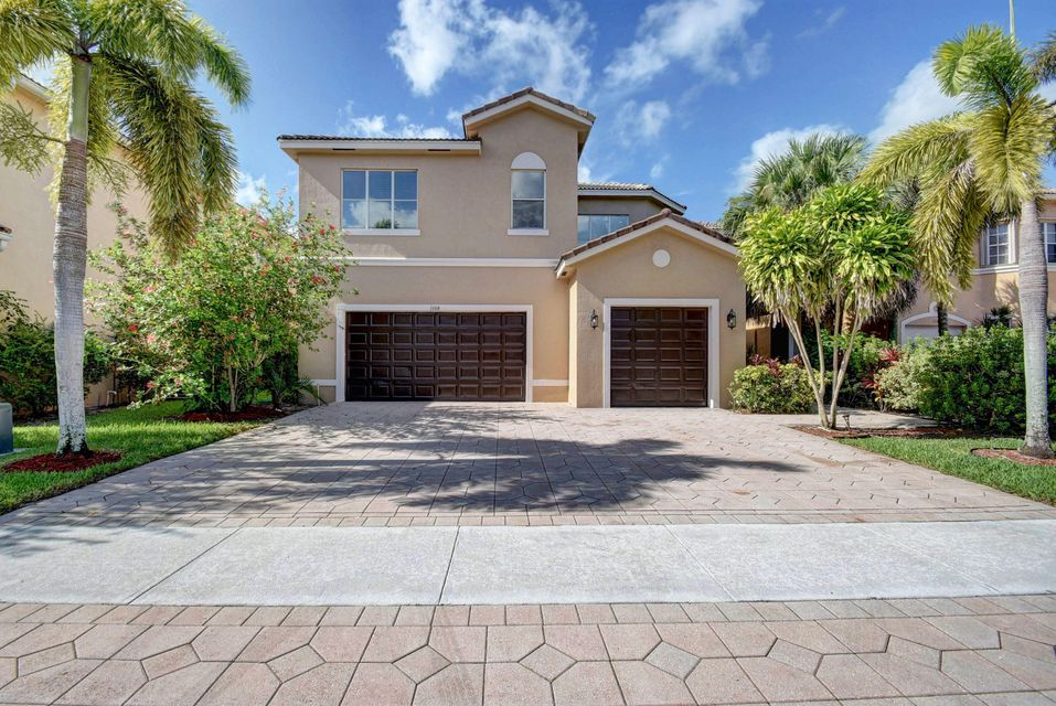 1188 Canyon Way  Wellington FL 33414