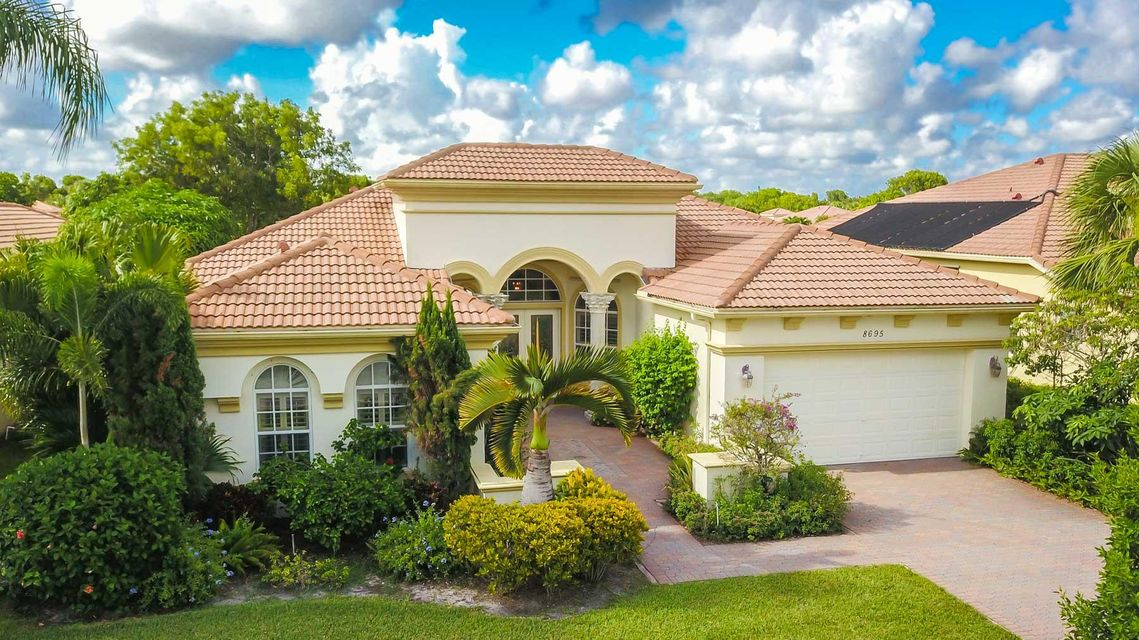 BUENA VIDA home 8695 Via Prestigio Wellington FL 33411