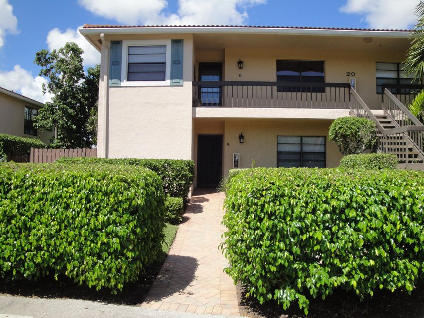 20 Southport Lane A  Boynton Beach FL 33436