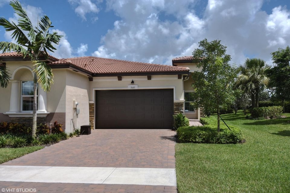VILLAGGIO RESERVE home 7685 La Zagara Place Delray Beach FL 33446