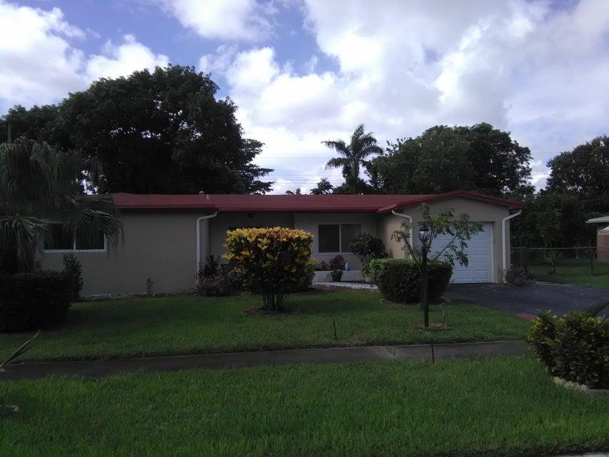 Home for sale in oriole estates sec6 Lauderdale Lakes Florida