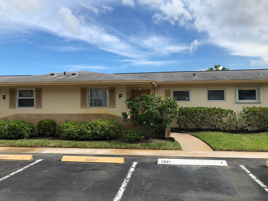 2561 Barkley Drive F , West Palm Beach FL 33415 is listed for sale as MLS Listing RX-10453826 28 photos