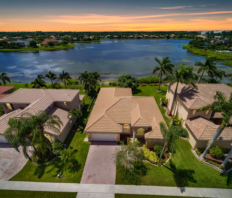 Home for sale in Stonehaven Estates West Palm Beach Florida