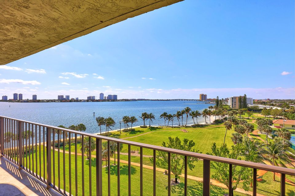 Home for sale in LAKE HARBOUR TOWERS CONDO Lake Park Florida