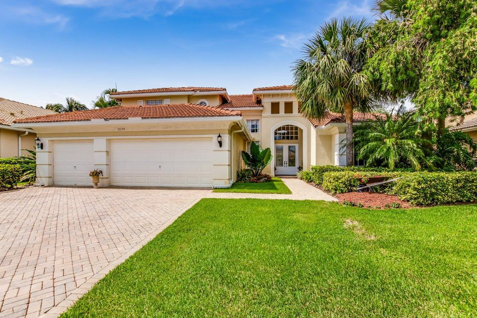 Home for sale in Wellington Shores Wellington Florida