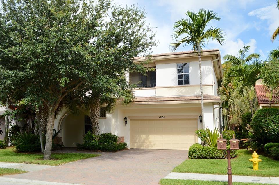 1065 Vintner Boulevard  Palm Beach Gardens FL 33410