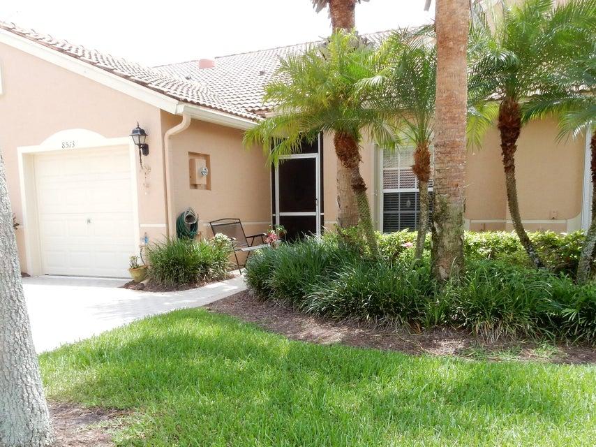 8513  Logia Circle, Boynton Beach in Palm Beach County, FL 33472 Home for Sale