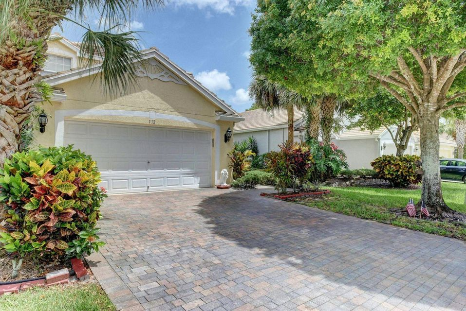 Photo of 112 Canterbury Royal Palm Beach FL 33414 MLS RX-10454469