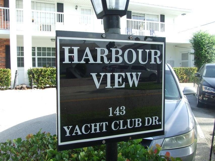 143 Yacht Club Drive 1  North Palm Beach FL 33408