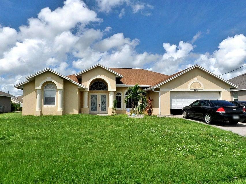 4436 SW Idlewild Street  Port Saint Lucie FL 34953