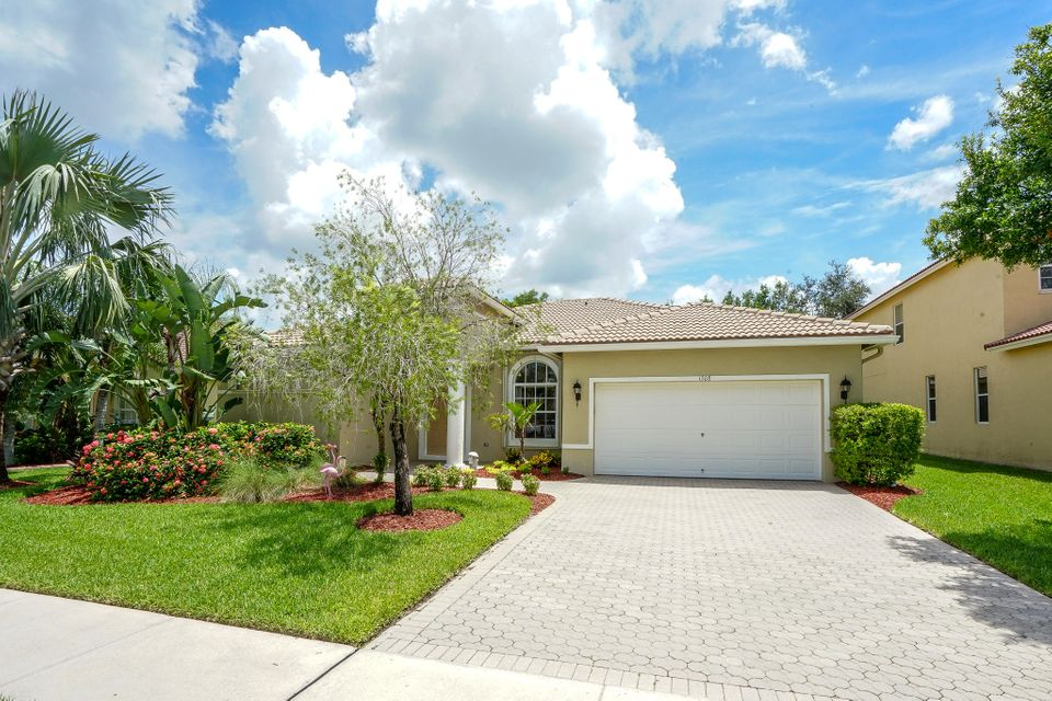 1308 Stonehaven Estates Drive  West Palm Beach FL 33411