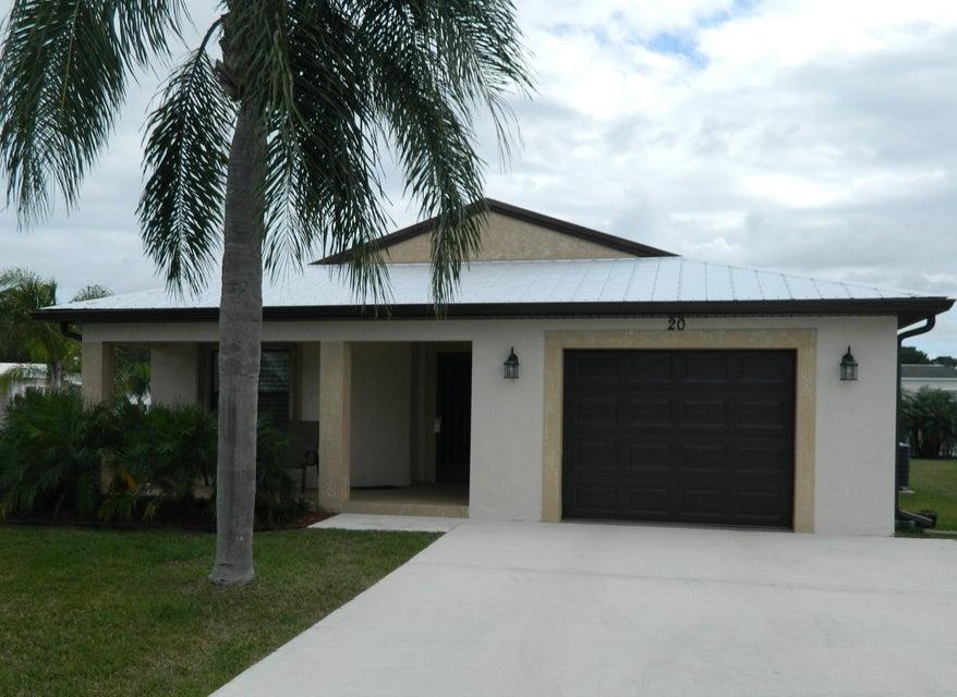 Spanish Lakes Country Club home 52 Verde Vista Fort Pierce FL 34951