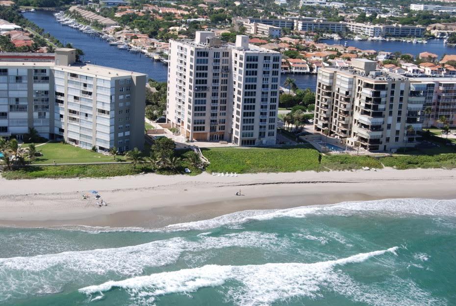 3015 S Ocean Boulevard 901  Highland Beach FL 33487